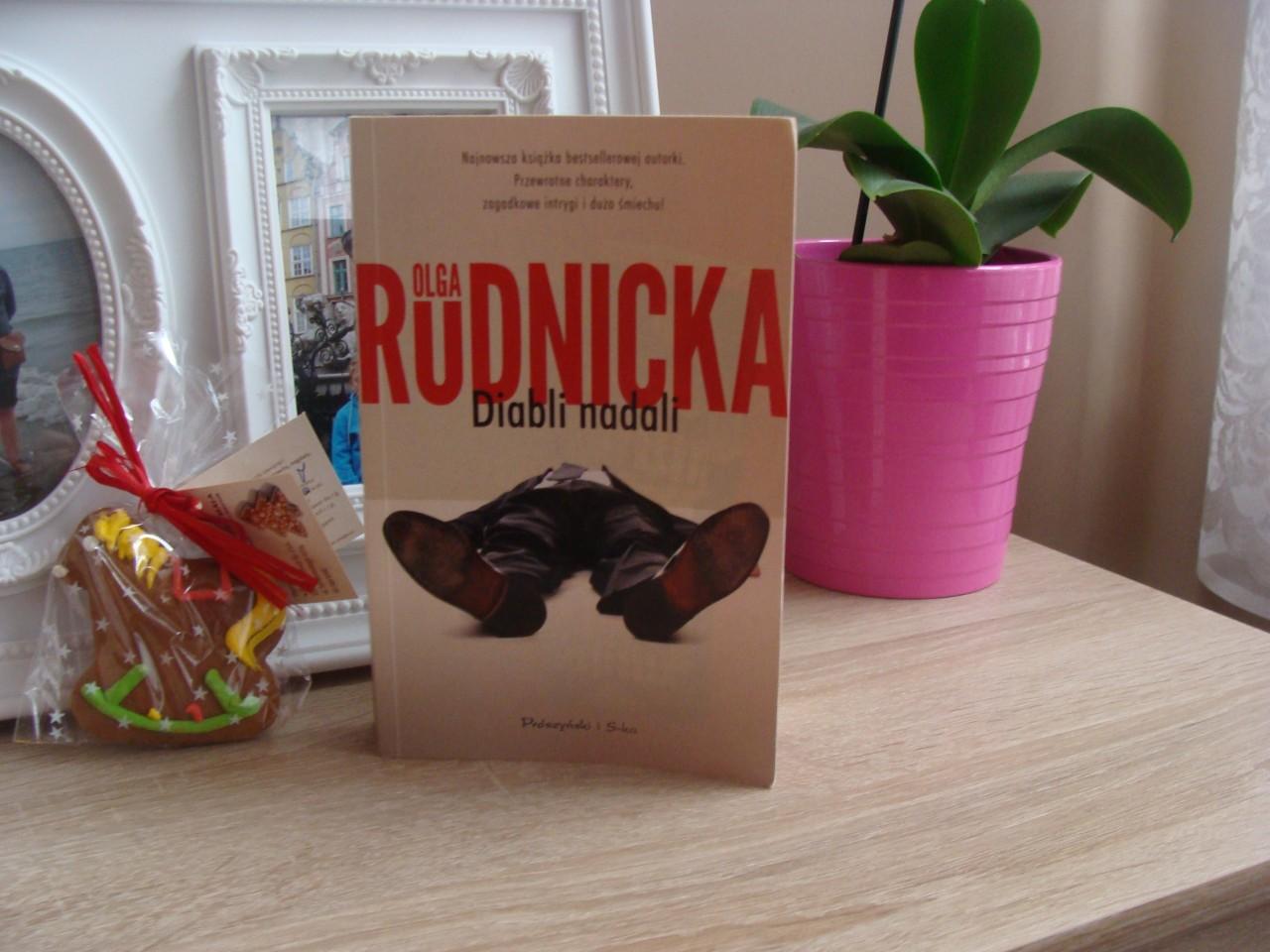 Olga Rudnicka – Diabli nadali