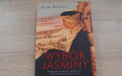 Jean Sasson – Wybór Jasminy