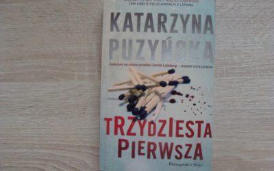 Katarzyna Puzyńska – Trzydziesta pierwsza