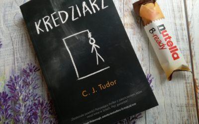 """PRZEDPREMIEROWO! Od rysunku do trupa w lesie, czyli """"Kredziarz"""" C. J. Tudor"""